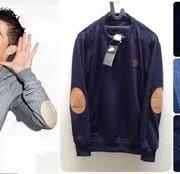 Sweater CR7 Dongker 2