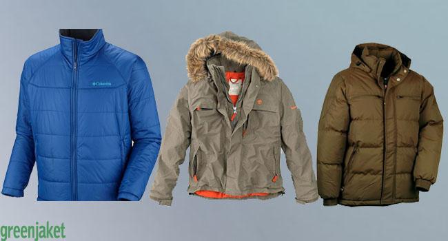 Jaket Musim Dingin