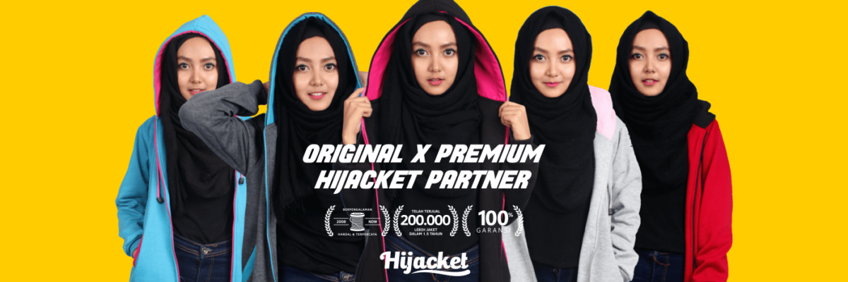 HIJACKET OFFICIAL PARTNER