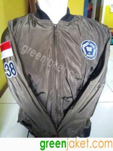 Jaket Bomber Akademi Refraksi Leprindo Jakarta 5