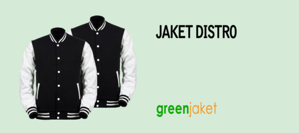 Jasa Pembuatan Jaket Distro