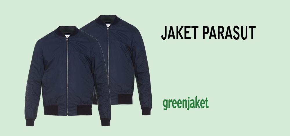 Jasa Pembuatan Jaket Parasut