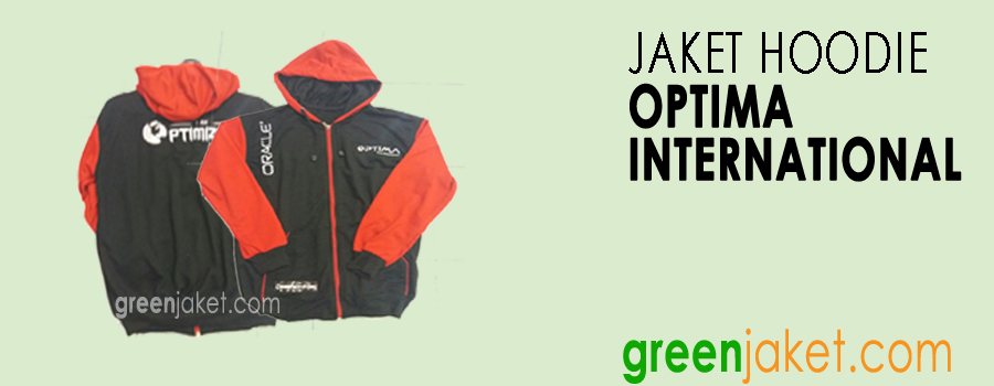 Jaket Joodie Optima International