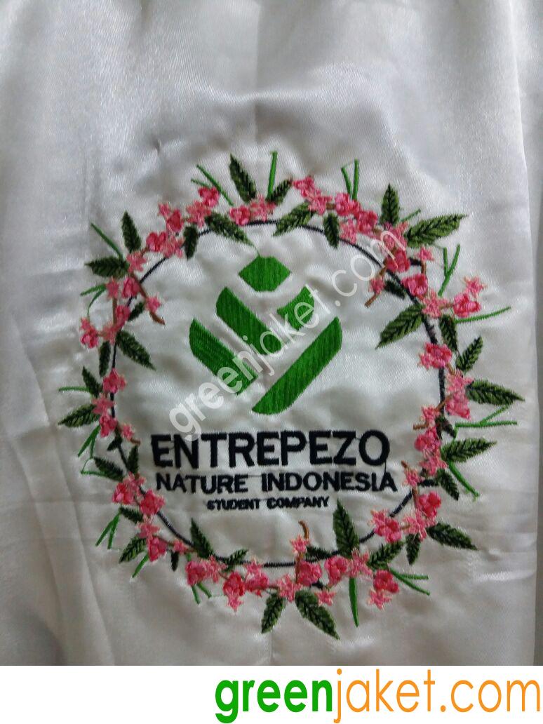 Jaket Logo Bordir