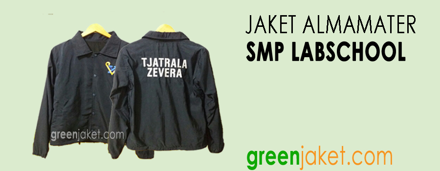 Display Jaket Amamater Labschool