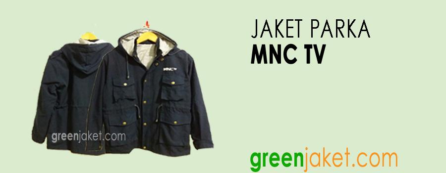 DISPLAY JAKET MNC TV