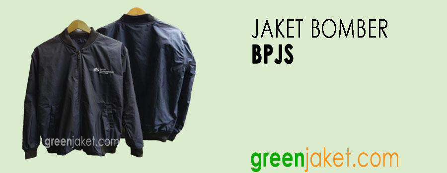 DISPLAY JAKET BOMBER BPJS
