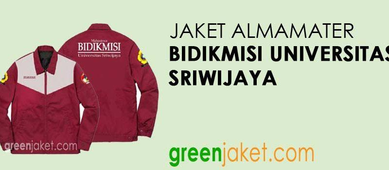 Jaket Bidikmisi Universitas Sriwijaya