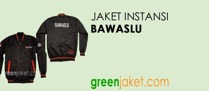 Jaket Instansi Pemerintahan Bawaslu